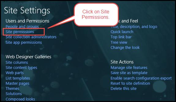 managing users screen 2